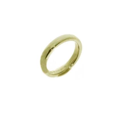 Fede nuziale in oro giallo misura 23