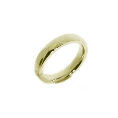 Fede nuziale in oro giallo misura 14