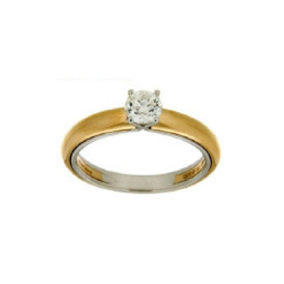 Anello Touch 0,40 ct