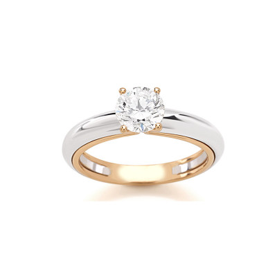 Anello Touch 0,90 ct