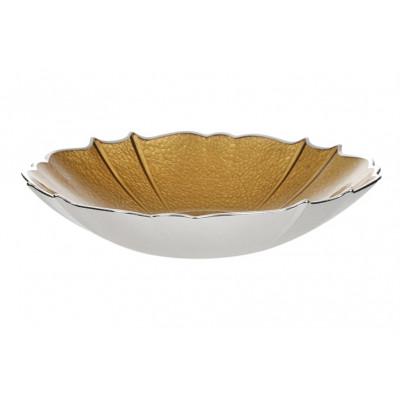 Ciotola Settecento color oro