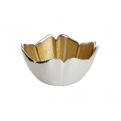 Coppa Tulipano Vetro Oro
