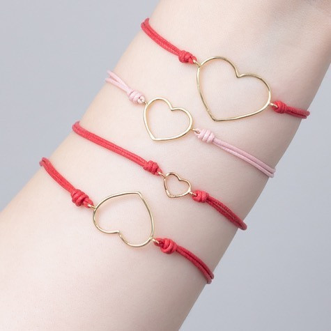 bracciale cuore gerbella