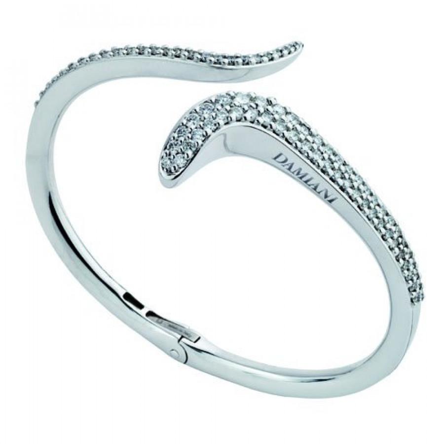 check-out 265cc 6399c Bracciale in oro bianco e diamanti