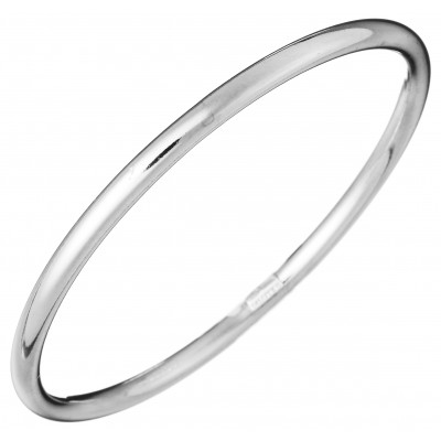 Bracciale Bangle Liscio diam. 65 mm