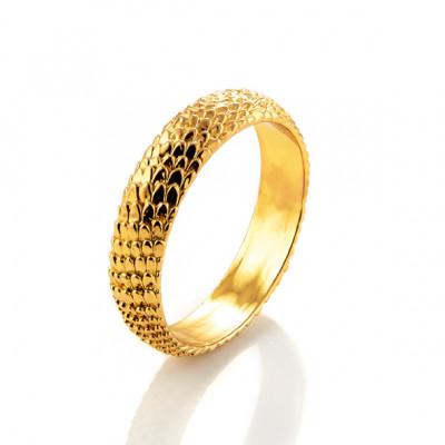 Bracciale Serpente oro