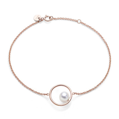 Bracciale Pearl Circle