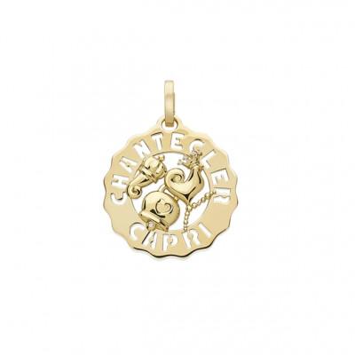 Ciondolo Logo piccolo Gallo, Campanella, Cornetto