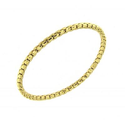 Bracciale Stretch oro giallo