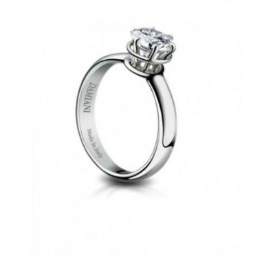 Anello solitario Minou Diamante ct 1,20 colore G VS2 GIA