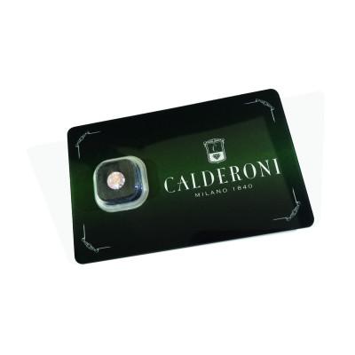 Diamanti certificati Calderoni ct 0,11 G