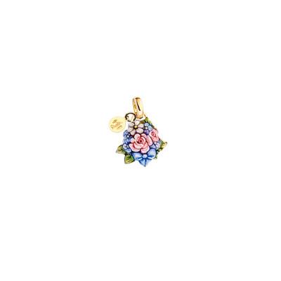 Ciondolo Bouquet di Fiori