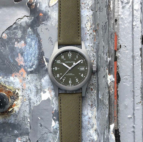 Hamilton Khaki Field Mechanical Officer