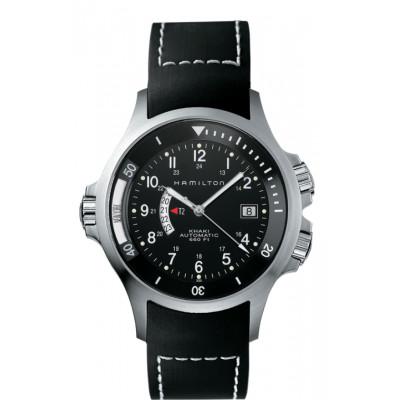 Khaki Navy GMT Auto