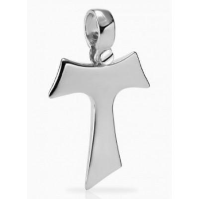 Croce Tau Argento