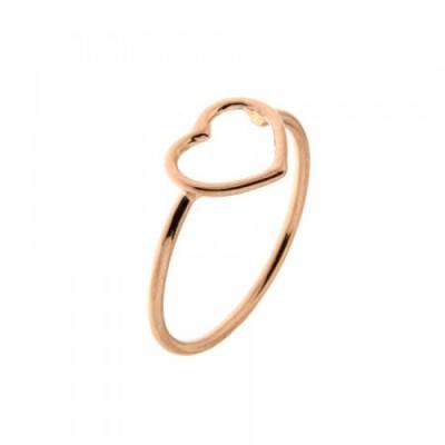 Anello cuore filo piccolo