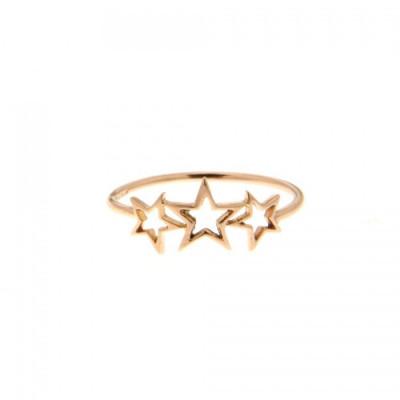 Anello tre stelle