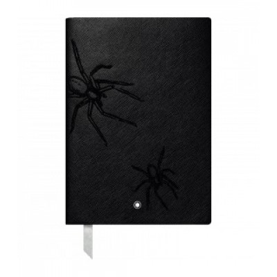 Blocco note #146 a righe Heritage Rouge & Noire Spider