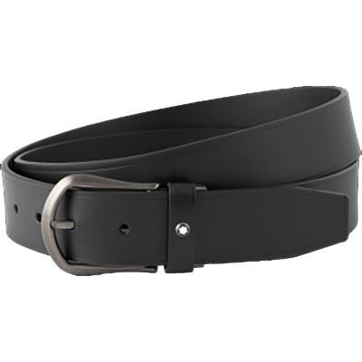 Cintura nera casual cut-to-size