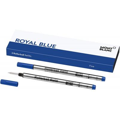2 refill per roller (F) Royal Blue (blu)