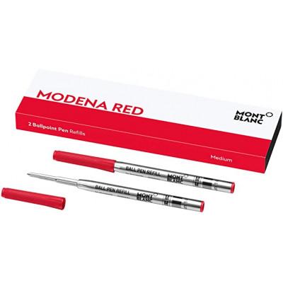 2 refill per roller (M) Rosso Modena