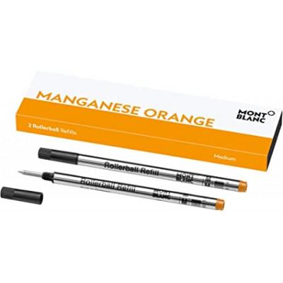 2 refill per roller (M) Arancione Manganese
