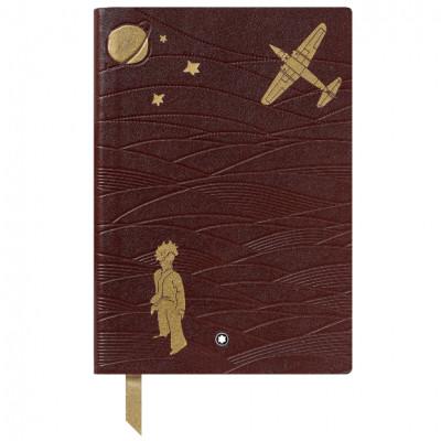 Blocco note #146 Le Petit Prince Aviatore pelle