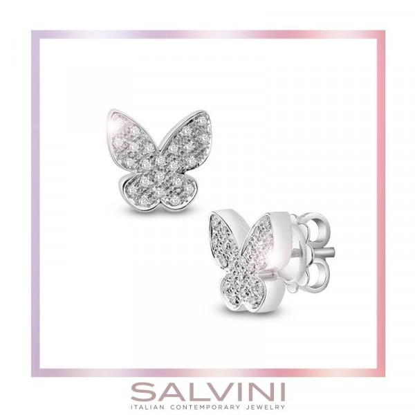 Orecchini farfalla Salvini festa mamma
