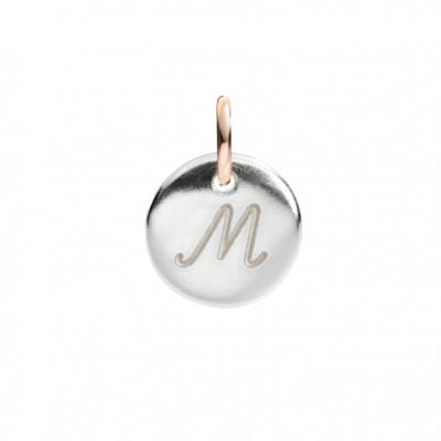 Micro Moneta Lettera M