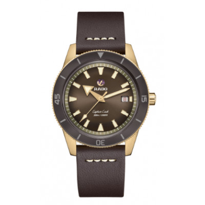 Captain Cook Automatic Bronze
