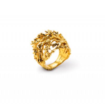 Anello Super Coral oro