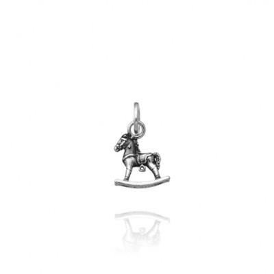 Charm Mini Cavallo a Dondolo