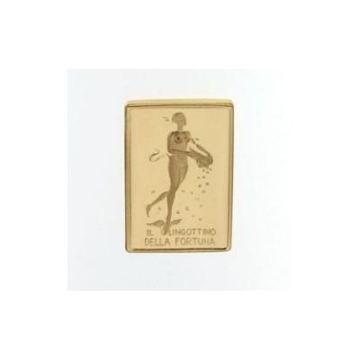 Lingotto della Fortuna 5 gr Oro 750 18 kt