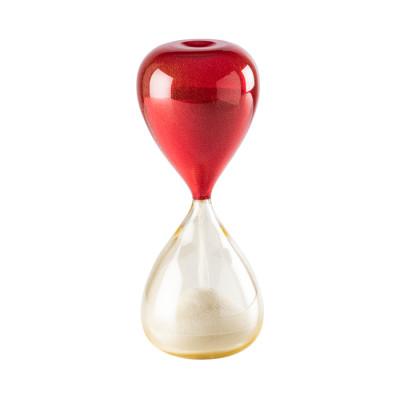 Clessidra 420.06 Cristallo / Rosso